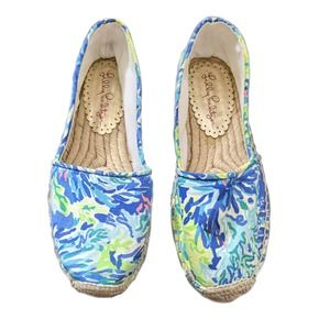 LILLY PULITZER Wade And Sea Lia Espadrilles